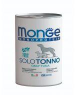 שימור מונג' מונו לכלב - טונה 400 גרם