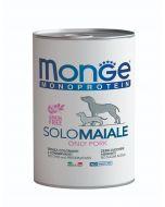 שימור מונג' מונו לכלב - חזיר 400 גרם
