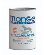 שימור מונג' מונו לכלב - ברווז 400 גרם