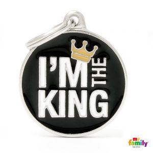 תג שם אני המלך