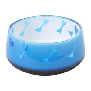 האגן קערה כחולה מעוצבת נון-סליפ 600 מ