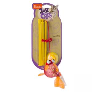הרץ צעצוע לחתול חכת