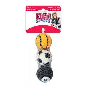 קונג שלישיית כדורי ספורט M