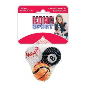 קונג שלישיית כדורי ספורט XS