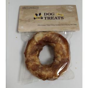 טבעת באפלו עבה עטופה בשר ברווז 10 ס