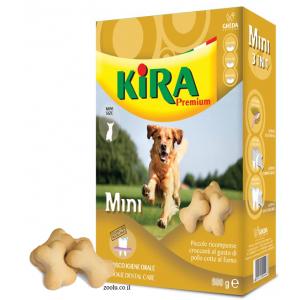 ביסקוויט מיני קירה לכלב