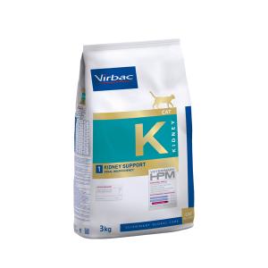 וירבק Kidney Support לחתול 3 ק