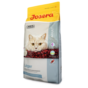 ג'וסרה לאגר לחתול (מופחת קלוריות) 2 ק