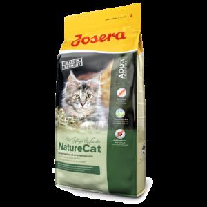 ג'וסרה נאצ'ורקאט לחתול (ללא דגנים) 10 ק