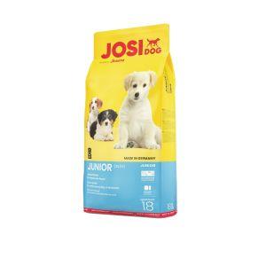 ג'וסידוג ג'וניור לגורי כלבים 18 ק