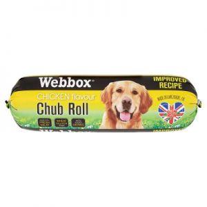 ויבוקס לכלב נקניק בשר - עוף 800 גר'