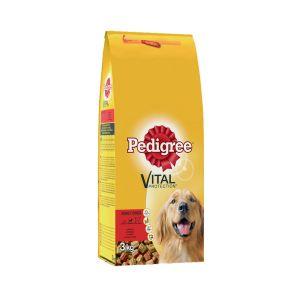פדיגרי מזון לכלבים בוגרים בקר וירקות 3 ק