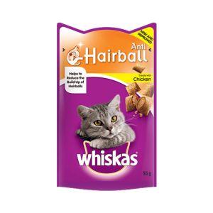 חטיף לחתול ויסקס אנטי היירבול 55 גרם