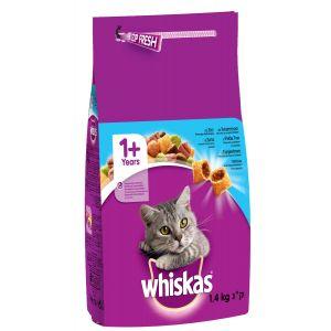 ויסקס לחתול בוגר טונה 1.4 ק