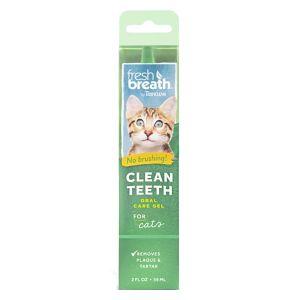 טרופיקלין ג'ל דנטלי לשיניים לחתולים - 59 מ