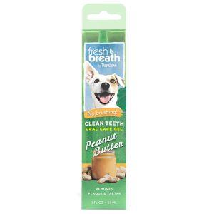 טרופיקלין ג'ל דנטלי לשיניים לכלבים בטעם חמאת בוטנים - 59 מ