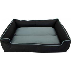 מיטה ל.ס עמידה במים גווני שחור S