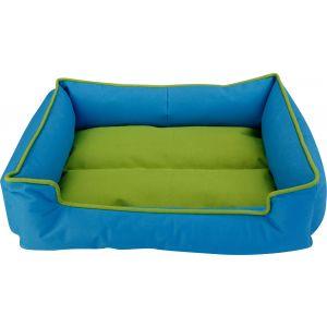 מיטה ל.ס עמידה במים תכלת / ירוק S
