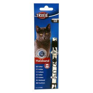 TRIXIE - קולר לחתול במגוון צבעים וסגנונות