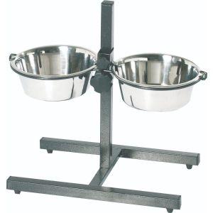 קומר מתקן מתכוונן 2 צלחות 4.1 ליטר
