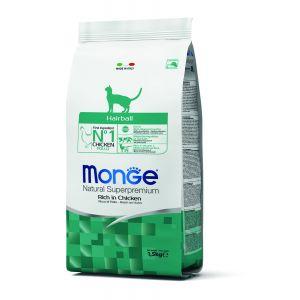 מונג' לחתול היירבול 10 ק