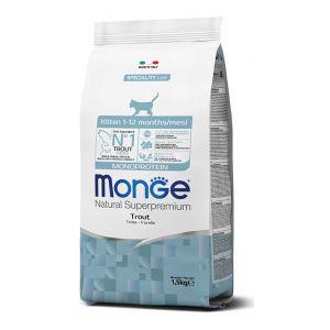 מונג' לגורי חתולים פורל 1.5 ק