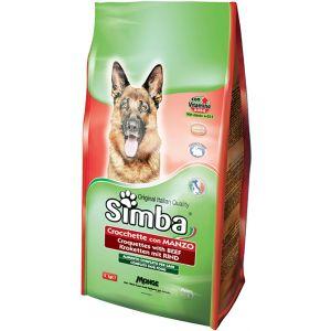 סימבה יבש לכלב בקר 4 ק