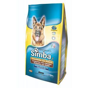 סימבה יבש לכלב עוף 4 ק