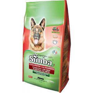 סימבה יבש לכלב בקר 20 ק