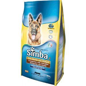 סימבה יבש לכלב עוף 20 ק