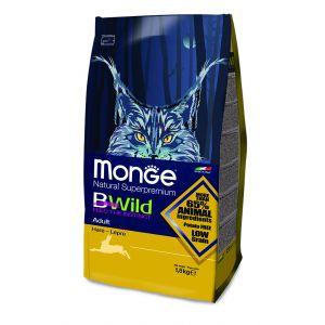 מונג' ביווילד לחתול - ארנבת 1.5 ק