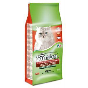 סימבה יבש לחתולים בקר 20 ק