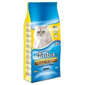 סימבה יבש לחתולים עוף 20 ק