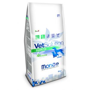 מונג' טיפולי לכלב דיאבטיק 2 ק