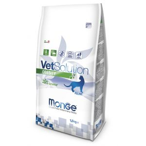 מונג' טיפולי לחתול אוביסיטי 1.5 ק