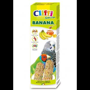 קליפי מקל דבש בננה לתוכונים 60 גרם