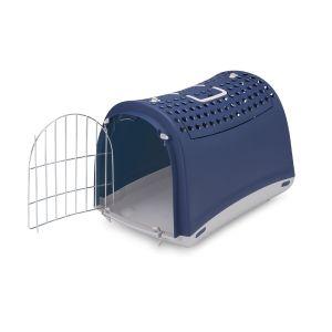 Imac כלוב נשיאה לינוס קבריו כחול (80594)