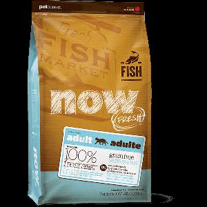 נאו פרש לחתולים בוגרים - דגים (ללא דגנים) - 7.2 ק