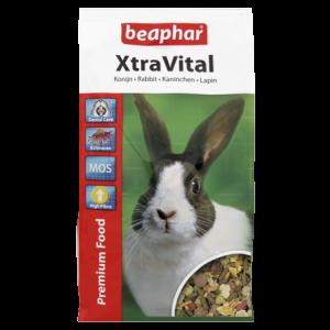 ביהפר אקסטרה ויטל ארנבים 2.5 ק