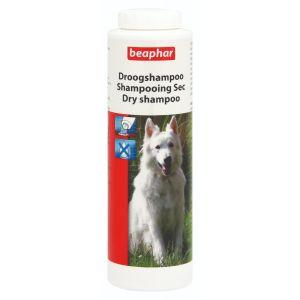 שמפו יבש אבקה לכלב ביהפר 100 גרם