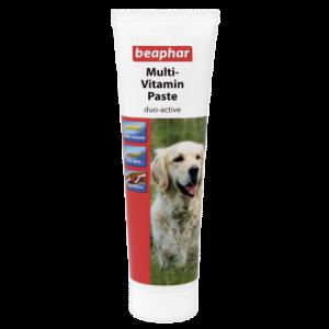 ביהפר משחת מולטיויטמין לכלב 100 גרם