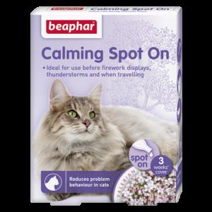 ביהפר אמפולות להרגעה לחתול
