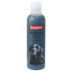 שמפו לכלבים עם פרווה שחורה ביהפר 250 מ