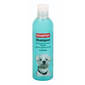 שמפו כלבים עם פרווה לבנה ביהפר  250 מ