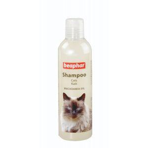 שמפו לחתולים שמן מקדמיה ביהפר  250 מ