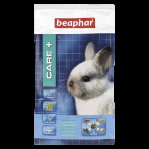 ביהפר קייר פלוס לגורי ארנבים 1.5 ק