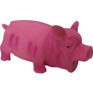 בובת לטקס בצורת חזיר צבעוני