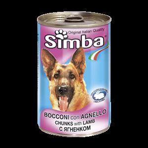 סימבה כלב - כבש