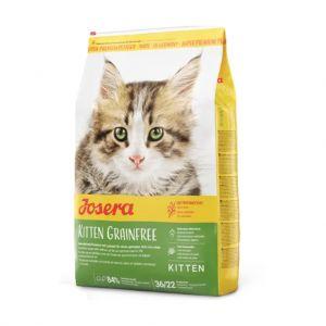 ג'וסרה לגורי חתולים ללא דגנים 2 ק