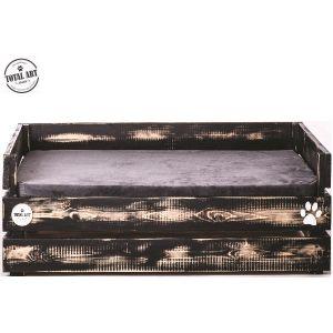 מיטת עץ מעוצבת-דינגו L
